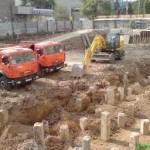 Земляные работы как предварительный этап строительства