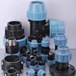 Об использовании полимерных соединительных муфт для труб