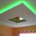 Современный ремонт потолка