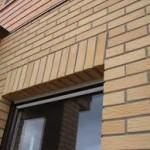 Облицовка коммерческих зданий клинкерным кирпичом от ООО «Терракот Украина»