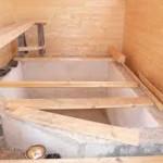 Дача. Строим бассейн в бане собственными силами