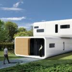 Мобильные дома для мобильной жизни