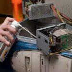 Как очистить от пыли компьютер и другая компьютерная помощь
