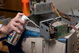 Как очистить от пыли компьютер
