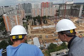 Этапы строительных работ в новостройке