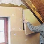 Утепление стен вашего дома изнутри