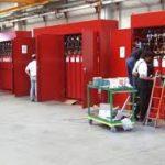 Оборудование, предназначенное для устранения пожара