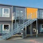 Модульные конструкции для строительства гостиниц