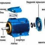 Электродвигатель – популярная электрическая машина