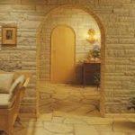 Как преобразить дом, применив искусственный камень