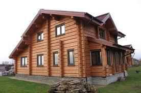 Проекты домов из лафета