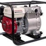 Мотопомпы «Honda» — отличное решение для разных условий использования!