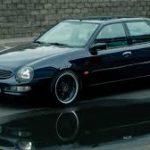 Ford Scorpio 2 — бизнес седан своего времени