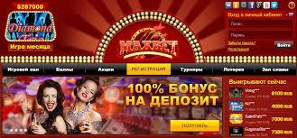 онлайн казино Максбет Слотс