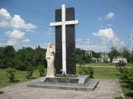 памятники в Запорожье