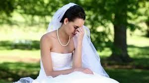 депрессии во время свадьбы