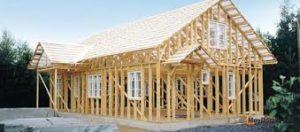 Финская технология сборки домов или проекты каркасных домов