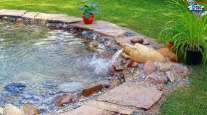 Как сделать искусственный водоем