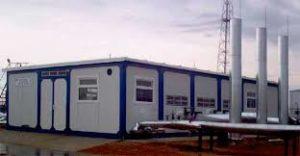 Блочно-модульные здания на примере котельных