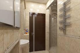 Правильные двери для ванной комнаты