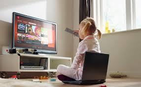 Телевизор для ребенка: друг или враг