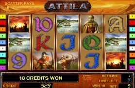 """Что мы знаем об игровом автомате """"Attila"""" от сайта Чемпион Клуб"""