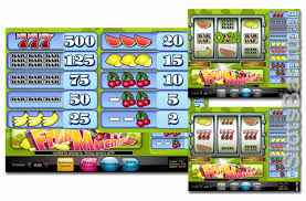 Игровой автомат Fruit Machine и клуб Вулкан дарят призы всем