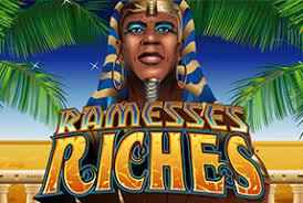 Азартный игровой автомат Ramesses Riches в Вулкан казино Deluxe