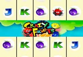 Игровой автомат Crazy fruits от нового онлайн клуба Parimatch