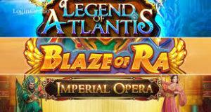 Игровой автомат Atlantis 3D дебютировал в казино Вулкан Платинум
