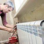 Как устранить течь и заменить радиаторы в квартире?